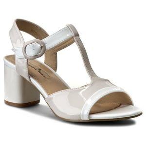 Sandály Jenny Fairy WS15075-1 Ekologická kůže
