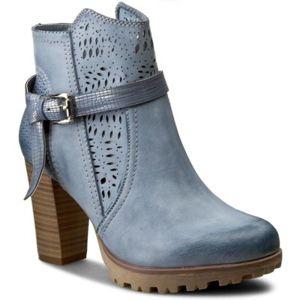 Kotníkové boty Jenny Fairy WS1115-49 Ekologická kůže