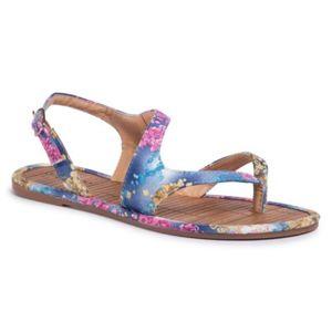 Sandály Bassano WP01-1705-01 Textilní