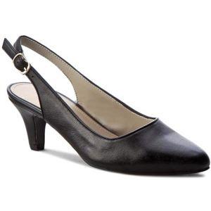 Sandály Lasocki 3279-4 Přírodní kůže - lícová