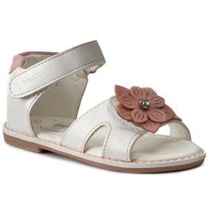 Sandály Nelli Blu C16SS171-18 Textilní materiál,Ekologická kůže