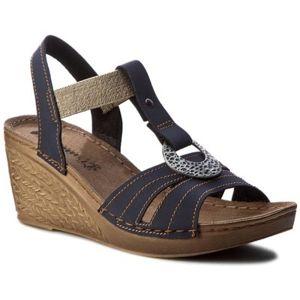 Sandály INBLU OC02AQ10 Ekologická kůže
