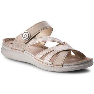 Pantofle INBLU EK03AO04 Ekologická kůže