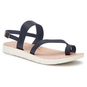 Sandály Bassano WS991-1 Ekologická kůže