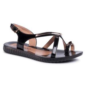 Sandály Bassano WS992-7 Ekologická kůže