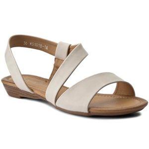 Sandály Jenny Fairy WS1018-1A Ekologická kůže /-Ekologická kůže