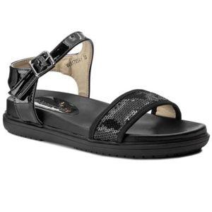 Sandály Jenny Fairy WS1785A-1 Velice kvalitní materiál,Textilní,Ekologická kůže