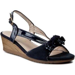 Sandály Clara Barson WS17036-7 Ekologická kůže /-Ekologická kůže
