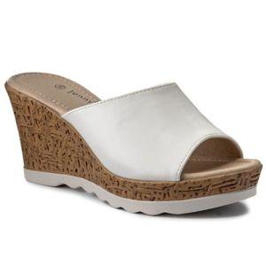 Pantofle Jenny Fairy W17SS576-3 Ekologická kůže