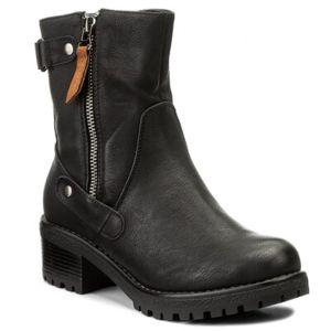 Kotníkové boty Jenny Fairy WS1128-5 Ekologická kůže
