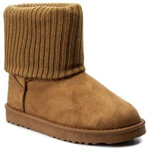 Kotníkové boty Jenny Fairy WS1655-21 Textilní