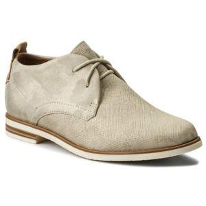 Šněrovací obuv Jenny Fairy WS1275-3 Ekologická kůže