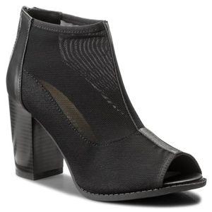 Kotníkové boty Jenny Fairy W16SS093-7 Textilní,Ekologická kůže