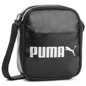 Dámské kabelky Puma Campus Portable PU 07500401 Ekologická kůže
