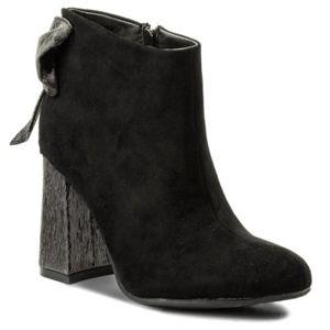 Kotníkové boty Jenny Fairy WSG1160-3 Textilní