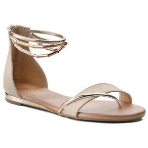 Sandály Jenny Fairy WS17183-1 Ekologická kůže