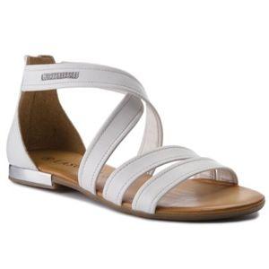 Sandály Lasocki WI16-ELSA-04 Přírodní kůže - lícová