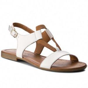 Sandály Lasocki WI16-ELBA-01 Přírodní kůže - lícová