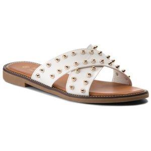 Pantofle Jenny Fairy WSLS05-4 Ekologická kůže