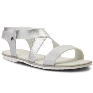 Sandály Nelli Blu CM161012-20 Textilní,Ekologická kůže