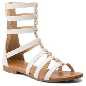 Sandály Jenny Fairy WM1701-2 Ekologická kůže /-Ekologická kůže