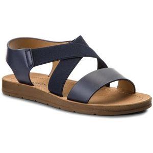 Sandály Bassano WSL996-1 Textilní,Ekologická kůže