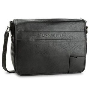 Pánské tašky Lanetti RM0194 Ekologická kůže