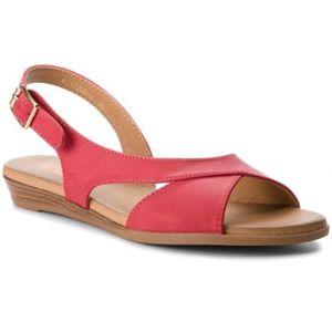 Sandály Jenny Fairy WS17200-2 Ekologická kůže