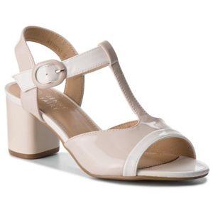Sandály Jenny Fairy WS15075-1 Ekologická kůže /-Ekologická kůže