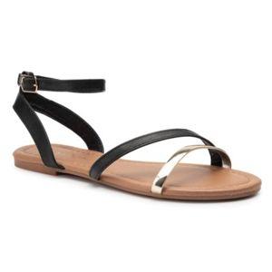 Sandály Bassano WP41-122087 Velice kvalitní materiál,Ekologická kůže