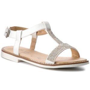 Sandály Nelli Blu CS1086-8 Textilní,Ekologická kůže