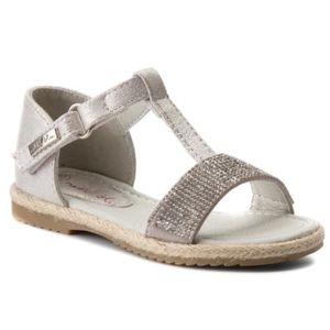 Sandály Nelli Blu CS17002-15 Velice kvalitní materiál,Textilní,Ekologická kůže