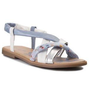 Sandály Nelli Blu CS17079-5 Ekologická kůže