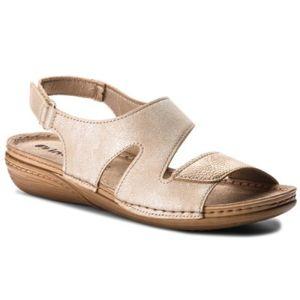 Sandály INBLU VC38J242 Ekologická kůže