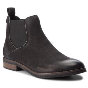 Kotníkové boty Lasocki WI23-DALIA-02 Přírodní kůže (useň) - Nubuk