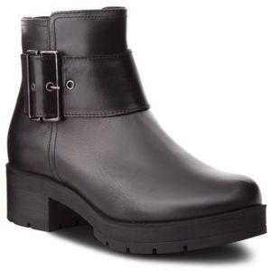 Kotníkové boty Lasocki 7441-02 Přírodní kůže (useň) - Lícová