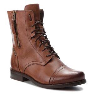 Šněrovací obuv Lasocki 70174-16 Přírodní kůže (useň) - Lícová