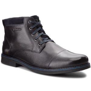 Šněrovací obuv Lasocki for men MB-GORAN-01BIG Přírodní kůže - semiš,Přírodní kůže - lícová
