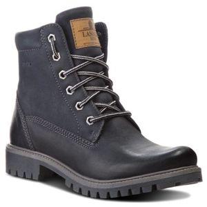 Šněrovací obuv Lasocki WI20-ASPEN-02 Přírodní kůže (useň) - Nubuk