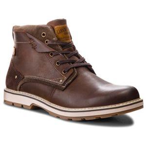 Šněrovací obuv Lasocki for men MI07-A355-A206-34 Přírodní kůže - semiš,Přírodní kůže - lícová
