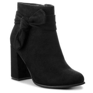 Kotníkové boty Jenny Fairy WYL102708 Textilní