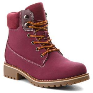 Šněrovací obuv Jenny Fairy WS722-28A Textilní,Ekologická kůže