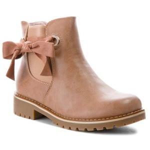 Kotníkové boty Nelli Blu CS722-37 Ekologická kůže
