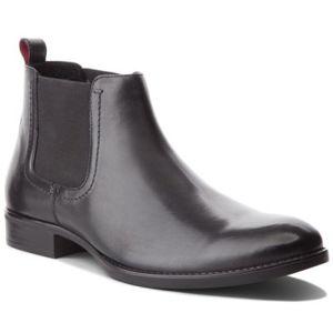 Kotníkové boty Lasocki for men MI08-C315-354-03 Přírodní kůže (useň) - Lícová