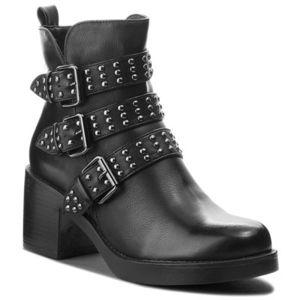 Kotníkové boty Jenny Fairy WS2677-02 Ekologická kůže /-Ekologická kůže