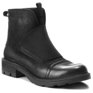 Kotníkové boty Lasocki WI23-DEMETRA-11 Přírodní kůže - nubuk,Přírodní kůže - lícová