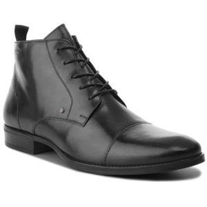 Šněrovací obuv Lasocki for men MI08-C315-354-04BIG Přírodní kůže - lícová