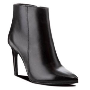 Kotníkové boty Lasocki 0919-02 Přírodní kůže - lícová