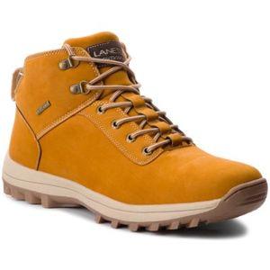 Šněrovací obuv Lanetti MP07-3213-1BIG Ekologická kůže