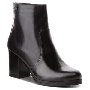 Kotníkové boty Lasocki 0164-01 Přírodní kůže - lícová
